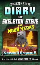 Diary of Minecraft Skeleton Steve the Noob Years - Season 3 Episode 5 (Book 17)