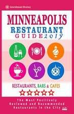Minneapolis Restaurant Guide 2019