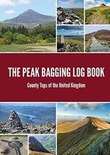 The Peak Bagging Log Book