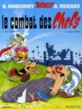 Asterix Französische Ausgabe. Le combat des chefs. Sonderausgabe