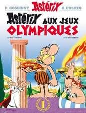 Asterix Französische Ausgabe 12. Asterix aux Jeux Olympique