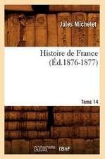 Histoire de France. Tome 14 (Ed.1876-1877)