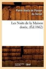 Les Nuits de La Maison Doree, (Ed.1862)