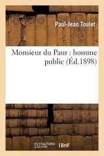 Monsieur Du Paur