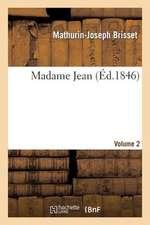 Madame Jean, Volume 2