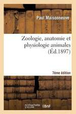 Zoologie, Anatomie Et Physiologie Animales 7eme Edition
