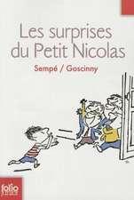 Surprises Du Petit Nicolas:  Le Lion, La Sorciere Blanche Et L'Armoire Magique