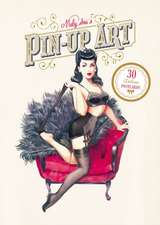 Pin-ups: 30 Deluxe Postcards