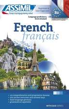 French: French learning method for Anglophones.