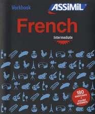 Workbook French - intermediate