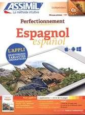 Espagnol C1 - Pack applivre : 1 application + 1 livre de 72 pages