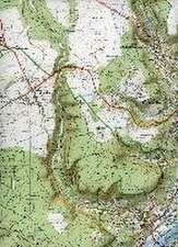 Ars-Sur-Moselle 1 : 25 000