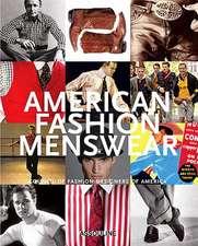 American Fashion Menswear:  Council of Fashion Designers of America