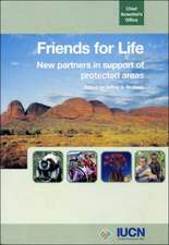 Friends for Life: New Partners in Support of Protected Areas