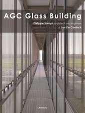 Agc Glass Building:  Light Sculptures