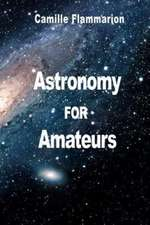 Astronomy for Amateurs:  Une Question de Sens