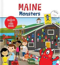 Maine Monsters: A Search and Find Book