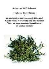 Fruticose Roccellaceae