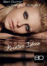 Beni Durrer Make-up-Schule II, Kreative Ideen