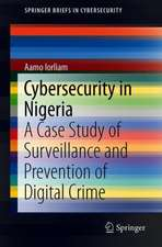 Cybersecurity in Nigeria