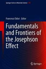 Fundamentals and Frontiers of the Josephson Effect