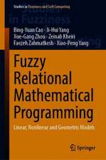 Fuzzy Relational Mathematical Programming