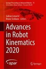 Advances in Robot Kinematics 2020
