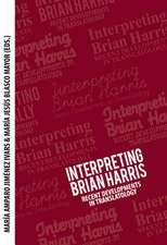 Interpreting Brian Harris