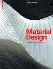 Material Design: Materialität in der Architektur