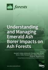 Understanding and Managing Emerald Ash Borer Impacts on Ash Forests