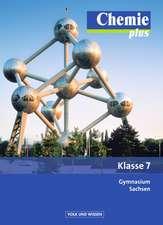 Chemie plus 7. Schuljahr. Schülerbuch Gymnasium Sachsen