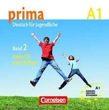 Prima A1- Deutsch für Jugendliche 2. CD