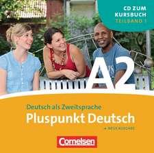 Pluspunkt Deutsch. Neue Ausgabe. Teilband 1 des Gesamtbandes 2 (Einheit 1-7)