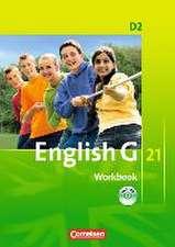 English G 21. Ausgabe D 2. Workbook mit Audios online