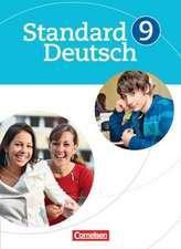 Standard Deutsch 9. Schuljahr. Schülerbuch