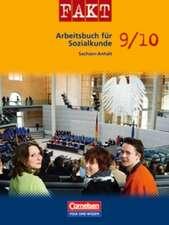 Fakt Sekundarstufe I 9./10. Schuljahr. Schülerbuch. Sozialkunde Sachsen-Anhalt