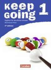 Keep Going Band 1. Neue Ausgabe. Schülerbuch. Rheinland-Pfalz
