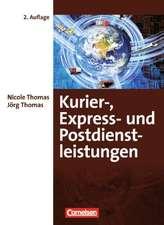 Kurier. Express- und Postdienstleistungen. Fachkunde - Neubearbeitung