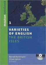 Varieties of English (Set 4 Vols + 1 CD-ROM)