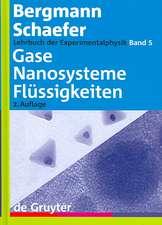 Gase, Nanosysteme, Flüssigkeiten