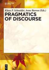 Pragmatics of Discourse
