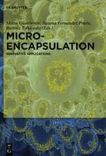 Microencapsulation: Innovative Applications