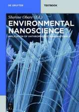 Environmental Nanoscience