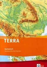 TERRA Kartenheft Nordrhein-Westfalen