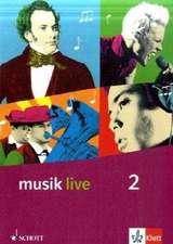 musik live / Schülerbuch 7.-10. Schuljahr