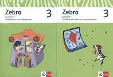 Zebra 3. Lesehefte (7 Ex.)  3. Schuljahr