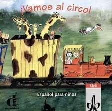 Vamos al circo/CD