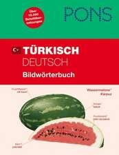 PONS Türkisch / Deutsch Bildwörterbuch