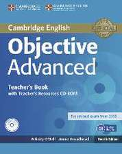 Objective Advanced. Teacher's Book with Teacher's Resources Audio CD/CD-ROM