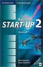 Business Start-Up 2 Workbook-mit CD-ROM/Audio CD